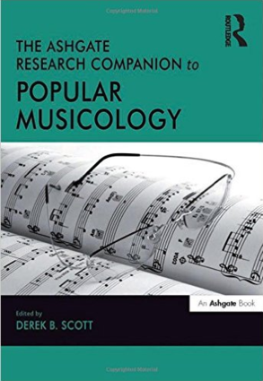 Couverture Popular musicology