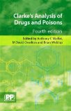 Clarke's analysis of drugs and poisons-4th ed.