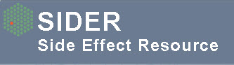 SIDER (Side Effect Resource)