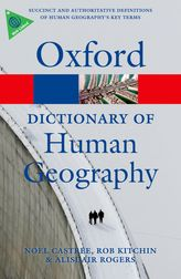 Dictionary of human geography